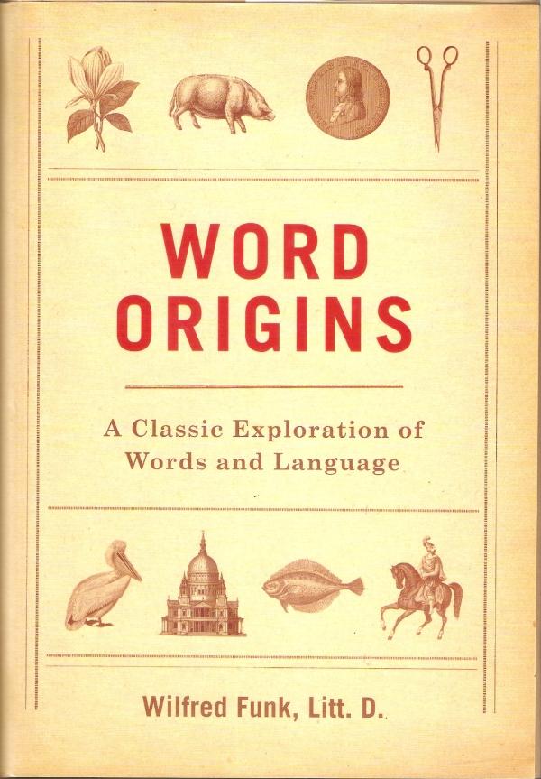 英语单词的来历
